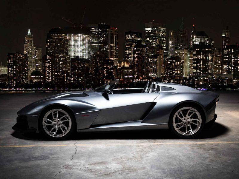 Rezvani Beast: новое имя на рынке суперкаров