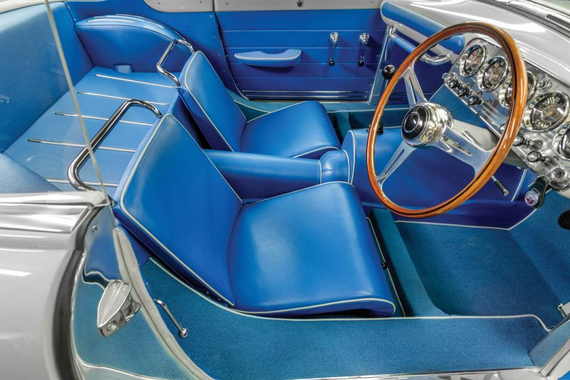 1953 Fiat Abarth 1100 Sport by Ghia
