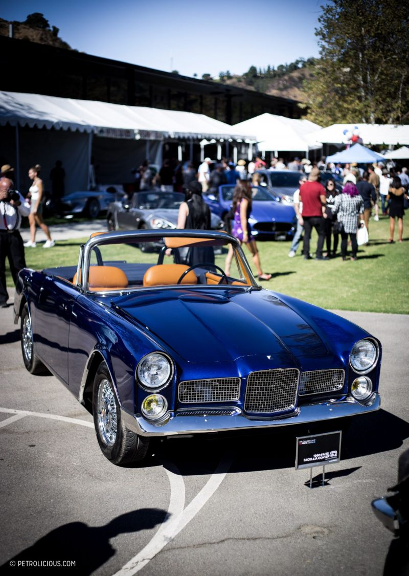 1960 Facel Vega Facellia convertible