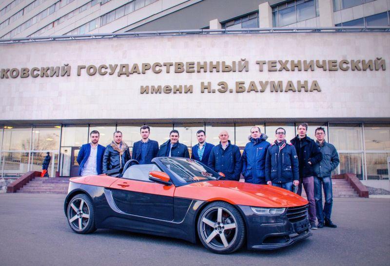 «Крым» из Бауманки в Симферополе