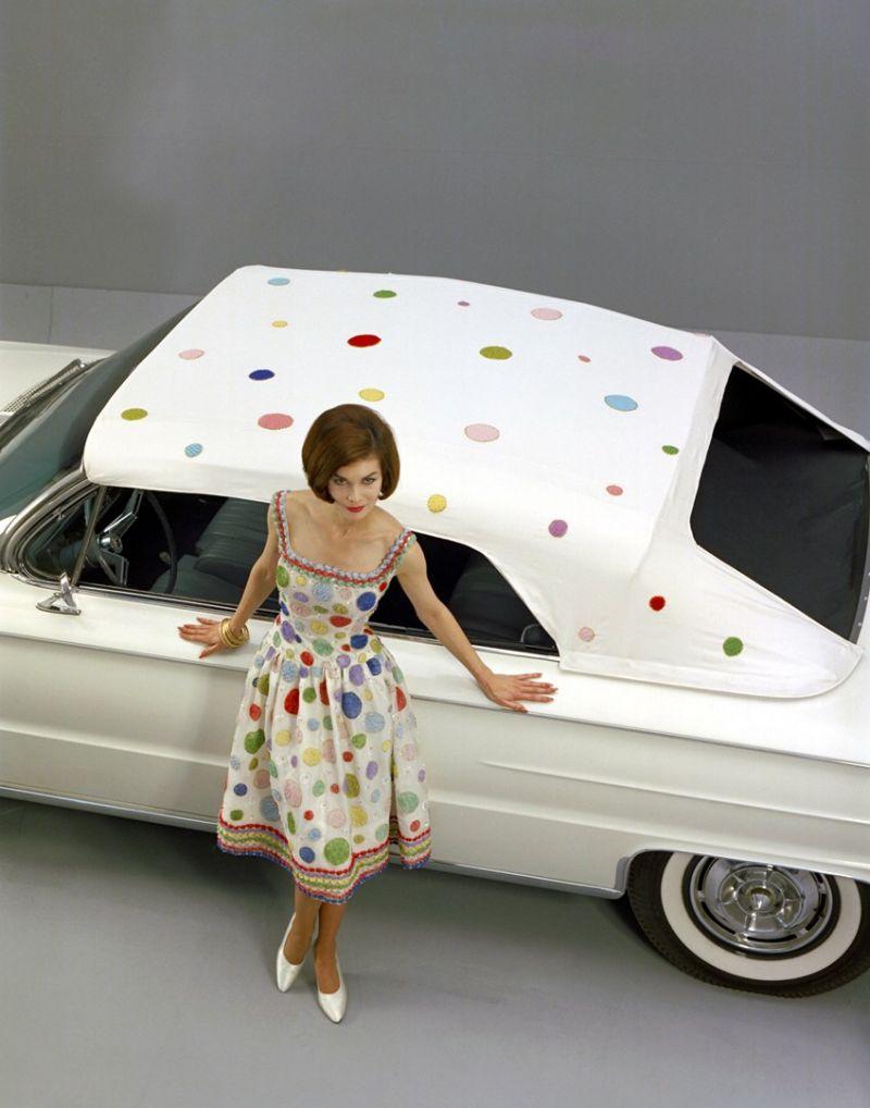 Дизайнерские крыши для бьюиков-кабриолетов из шестидесятых