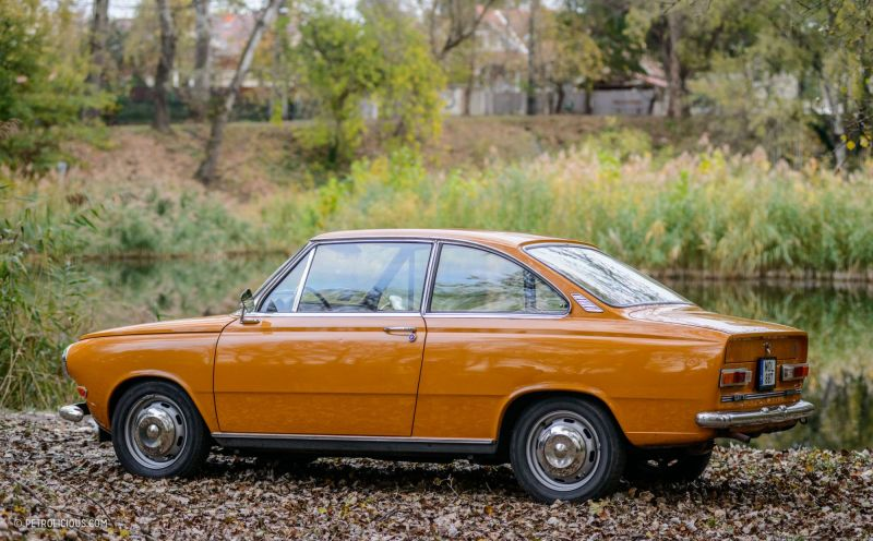 1970 DAF 55 Coupe