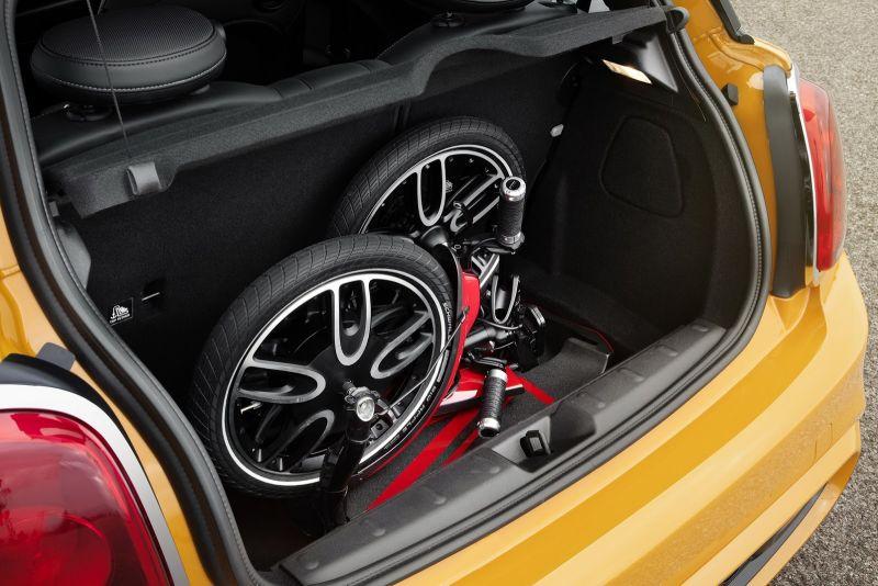 BMW MINI Citysurfer Concept: электросамокат от BMW