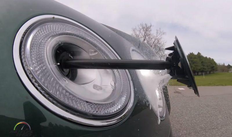 Кое-что интересное в Bentley Bentayga