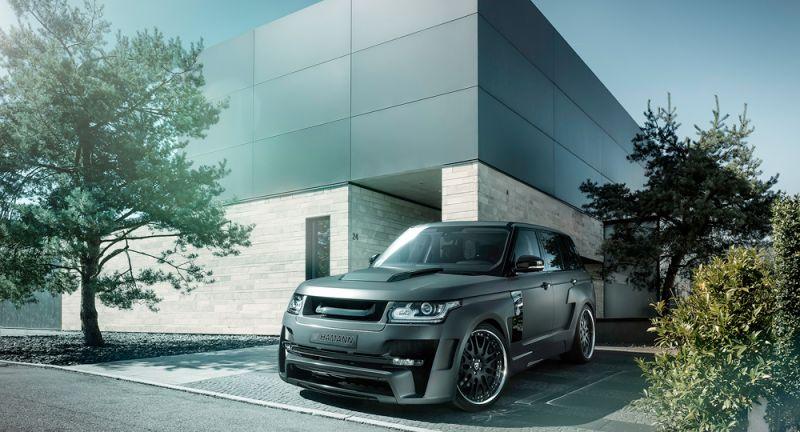 2013 Hamann Range Rover Vogue Mystere