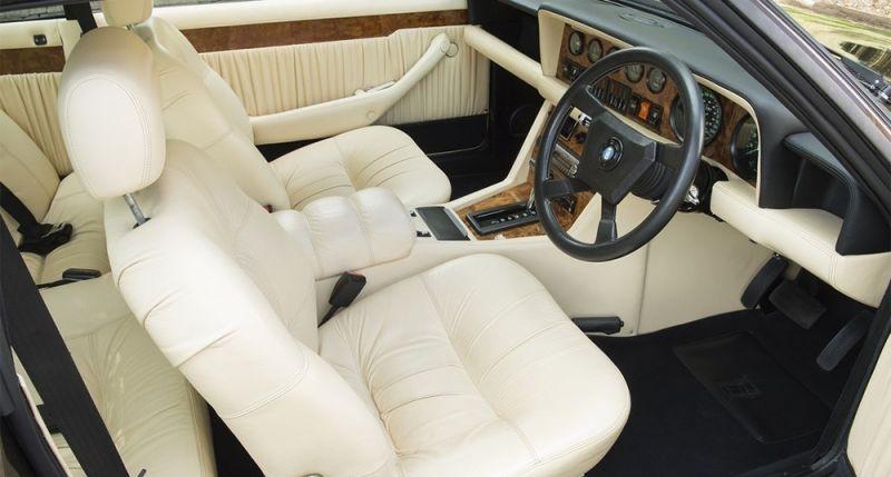 1988 De Tomaso Longchamp