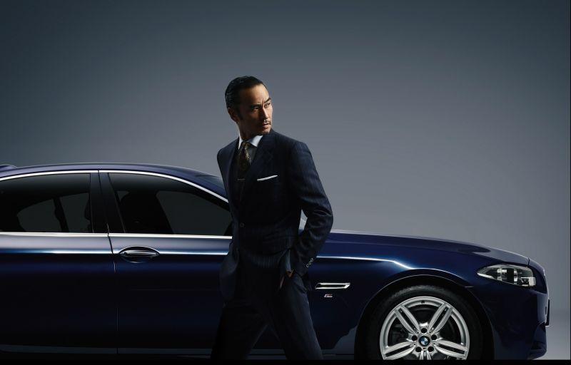 Барон для джентльменов от японского BMW - это не шизофазия