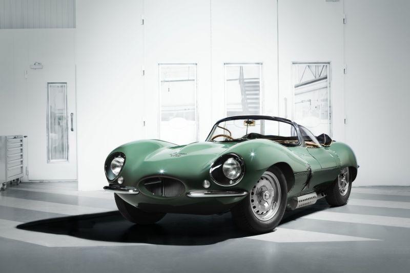 Jaguar XKSS: возрождение из пепла, 60 лет спустя