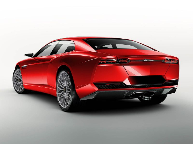 Станет ли Lamborghini Estoque следующей моделью фирмы после Urus?
