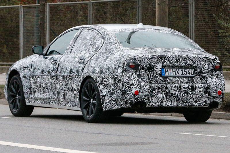 Новая BMW 5 серии выйдет в свет в 2016 году