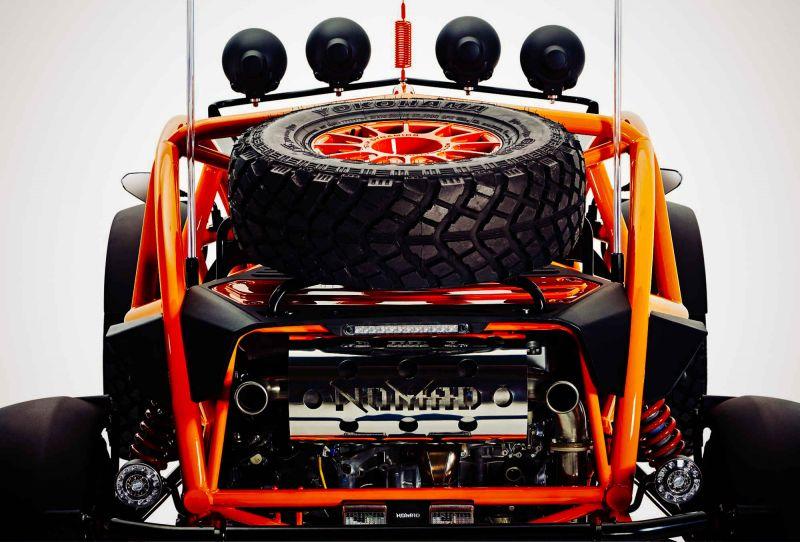 Ariel Nomad: самая быстрая модель багги в мире