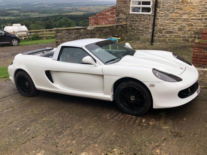 С фейкового Porsche Carrera GT, продающегося на ебее, можно ржать в голос