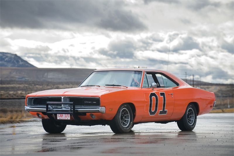 Dodge Charger 1969-го года