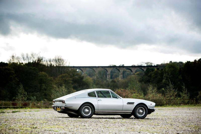 1973 Aston Martin Vantage
