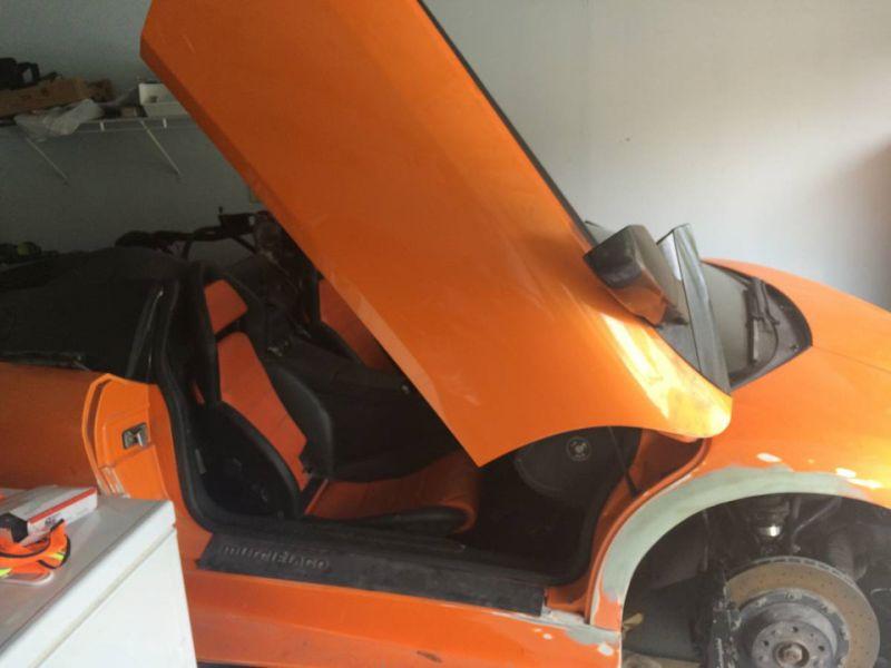 Lamborghini Murcielago Roadster по дешевке