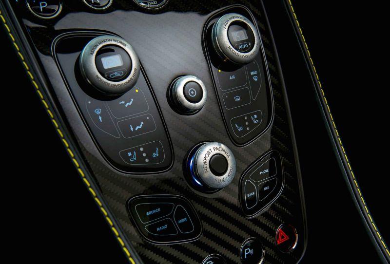 Aston Martin к шестидесятилетию марки в 2015 году создаст 6 эксклюзивных Aston Martin Vanquish