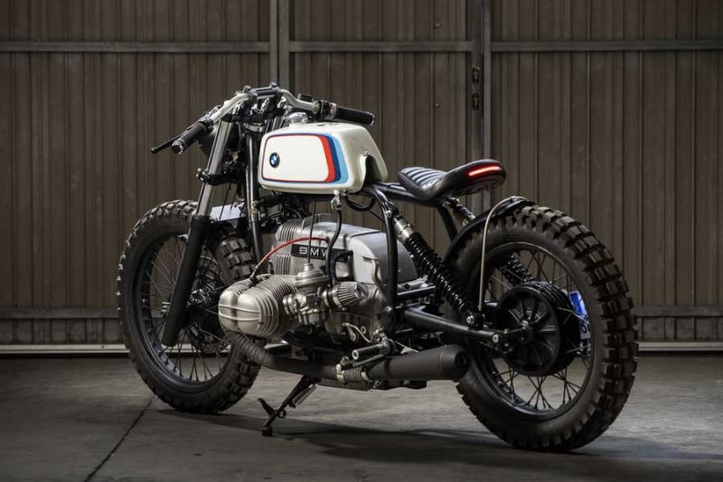 BMW R100 от кастомера Cafe Racer Dreams