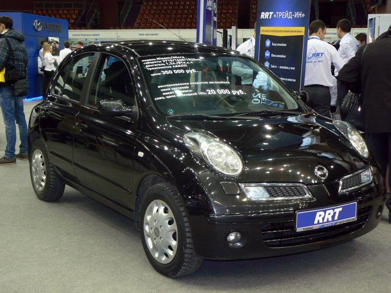 Мир автомобиля - 2012