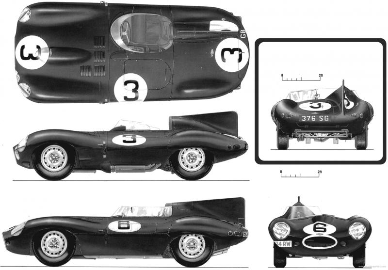 24 часа Ле-Мана 1955 года: иногда на гонки лучше не ходить