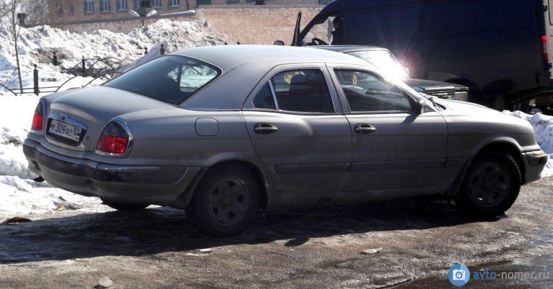 ГАЗ-3111: Почти получилось