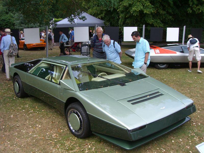 Aston Martin Bulldog: Уродство может быть прекрасным, но миловидность - никогда