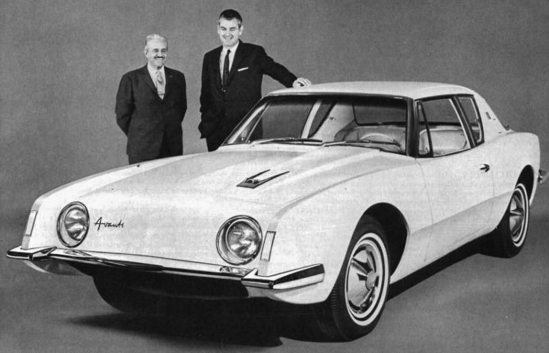 Studebaker Avanti: последний из студебеккеров