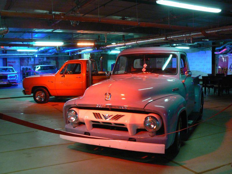 American Car Show, Санкт-Петербург, ТРЦ