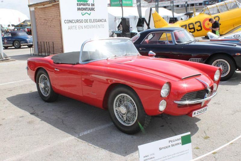 Pegaso Z-102 Series II Berlinetta: красота из Испании
