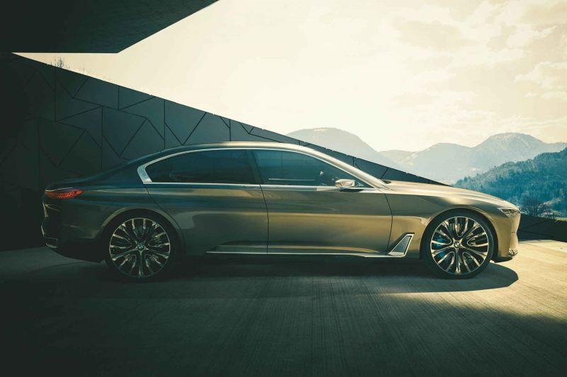 Vision Future Luxury: новейший концепт от BMW