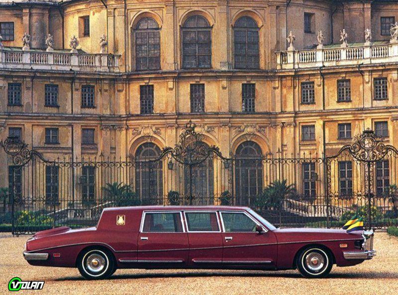 6 самых красивых редких лимузинов 1970-1980-х по версии crazywheels.spb.ru
