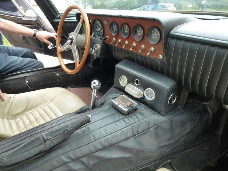 Гай Берримен и Bizzarrini GT 5300 Strada: басист со вкусом