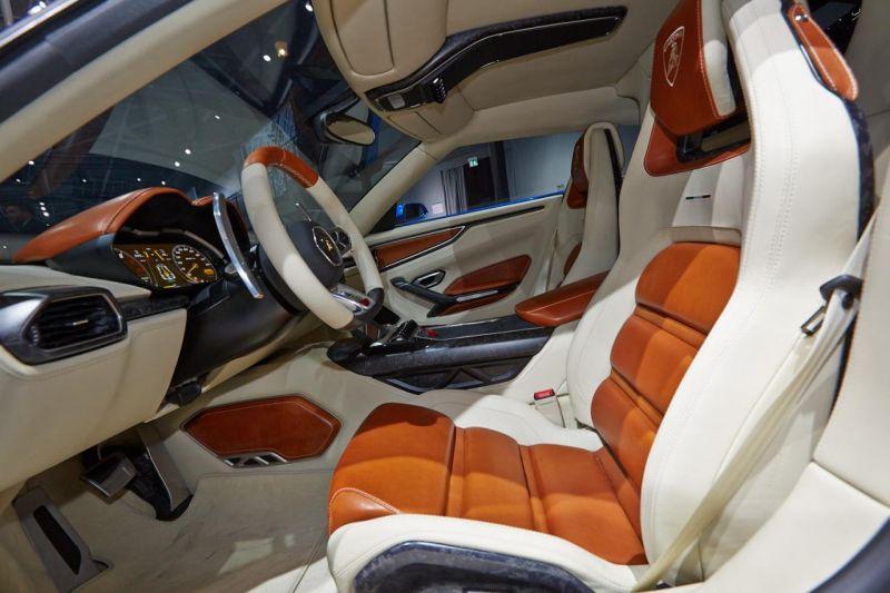 Lamborghini Asterion: первый итальянский гибридный минотавр