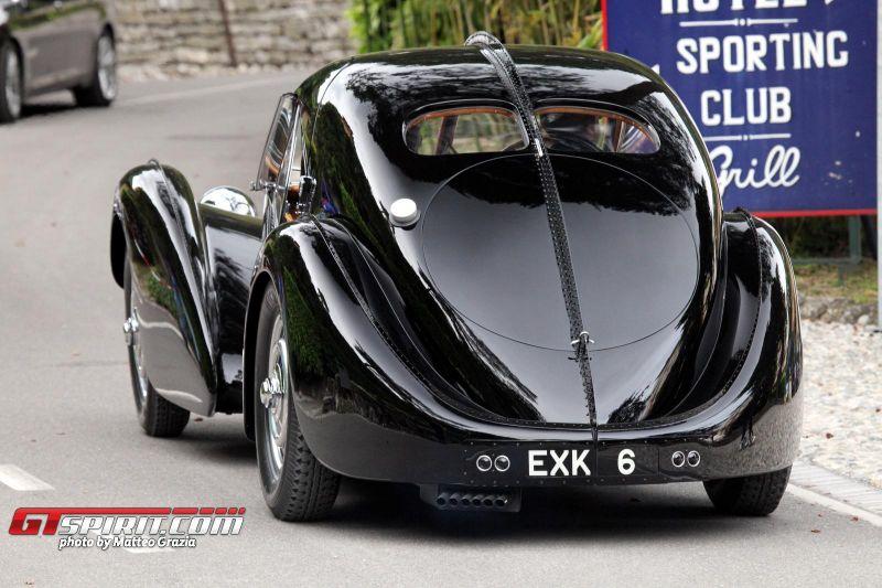Коллекция автомобилей Ральфа Лорена: одна из самых крутых в мире