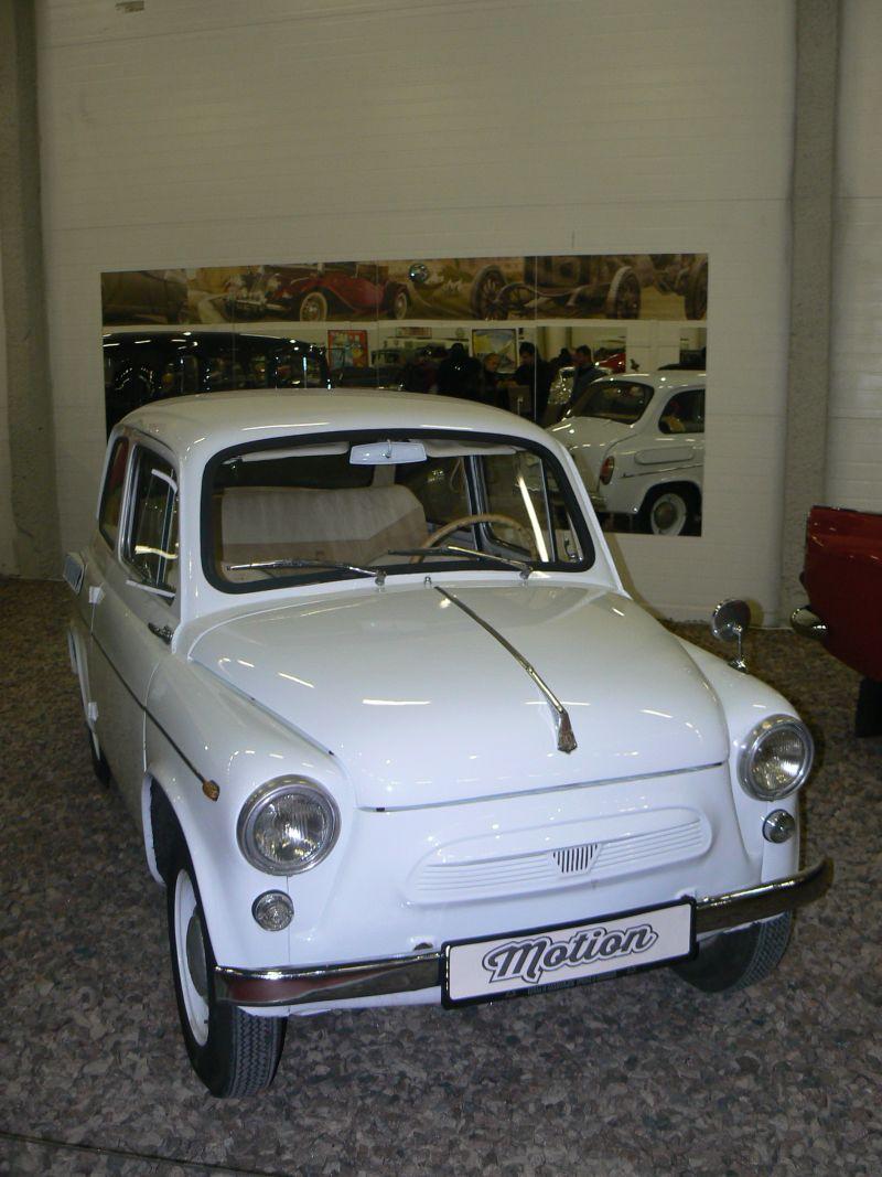 Выставка ретро-автомобилей Motion в Парголово