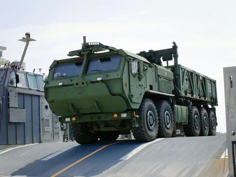 Oshkosh L-ATV: похоже, Humvee скоро дембельнется
