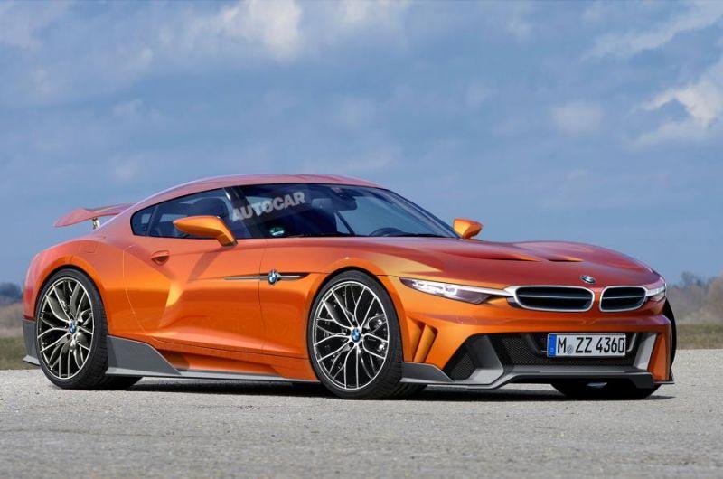 Как вам такое: BMW и Toyota решили объединиться, чтобы создать новые Z4 и Supra!