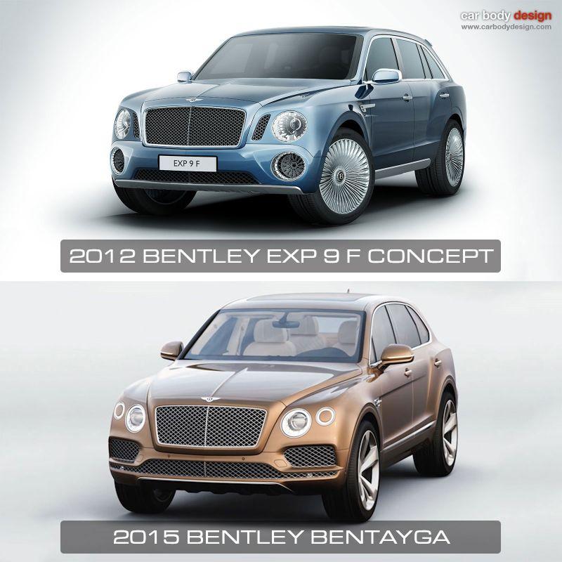 Bentayga: Bentley скатывается все ниже