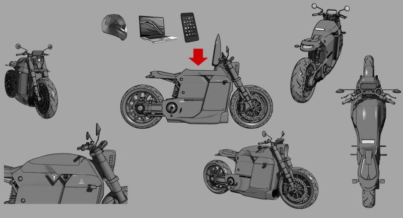 Три концепта от дизайнера Янса Слапинса