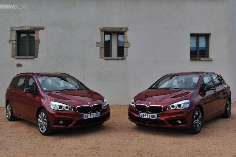 BMW Active Tourer, BMW Gran Tourer: бэхи для семейных и хозяйственных