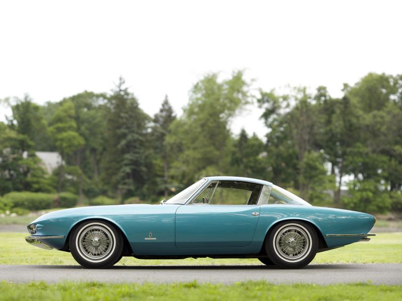 1963 Chevrolet Corvette C2 Rondine coupe by Pininfarina