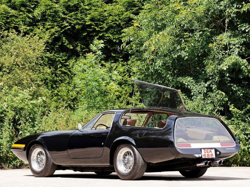 Свежая редчайшая гаражная находка: Ferrari 365 GTB/4 Daytona