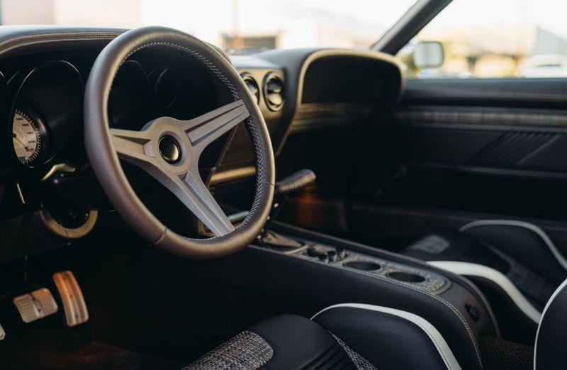 Ford Mustang Boss 302 от SpeedKore для Роберта Дауни-младшего