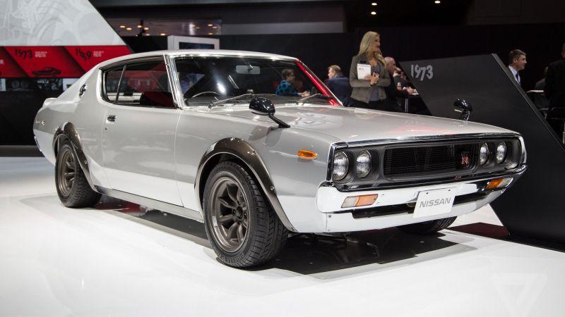 1973 Nissan Skyline 2000 GT-R