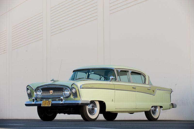 1956 Nash Ambassador Custom Sedan