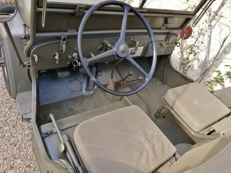 Willys Jeep MB Стива Маккуина выставлен на аукцион