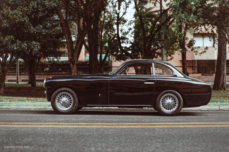 1955 Arnolt-MG coupe coachwork by Bertone
