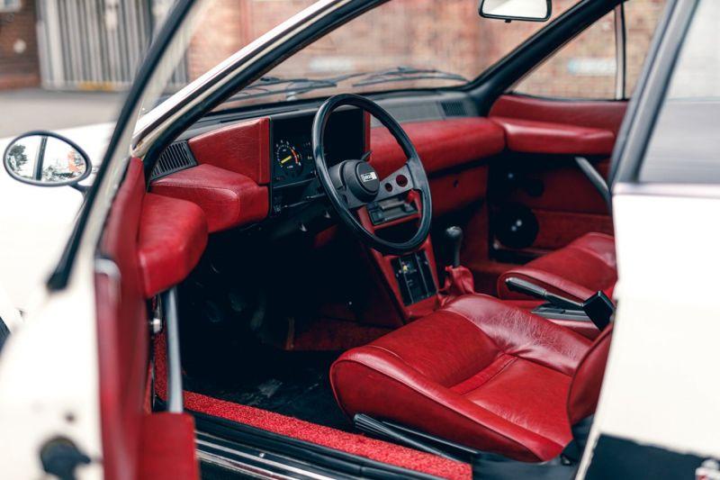 1975 Lancia Beta Montecarlo by Pininfarina